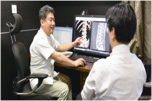 6年連続脊椎手術件数日本一——三浦 恭志 東京腰痛クリニック院長に聞く